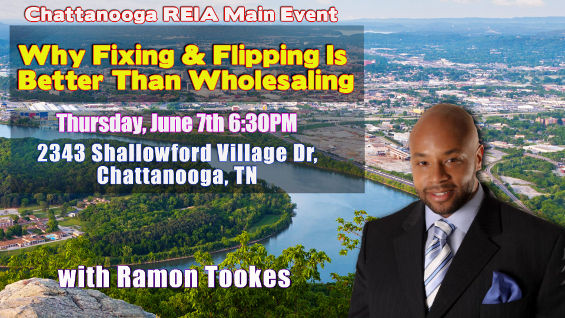 Chattanooga real estate investors alliance chattanooga reia rsvp on facebook malvernweather Images